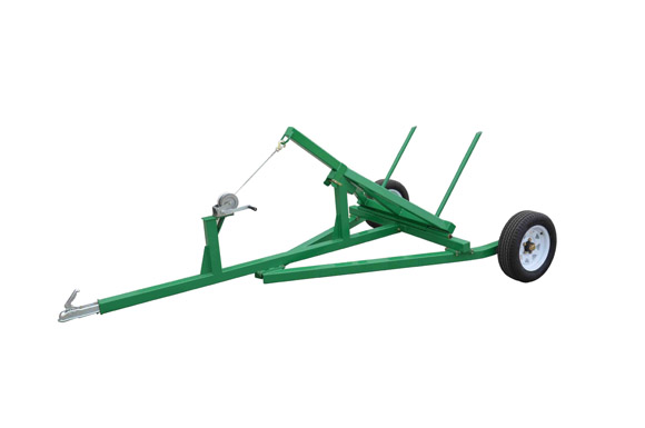 Bale Unroller Plus Trailer BT120