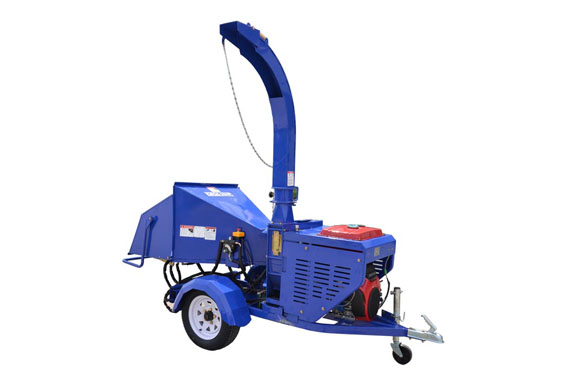 CPG6 Engine Wood Chipper