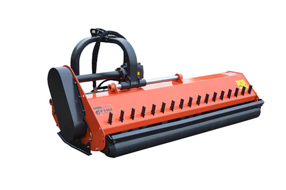 Commercial Duty Brush Flail Mulcher Cat-1&2
