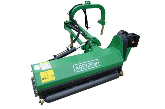 Light verge Ditch Bank flail mower AGE mr