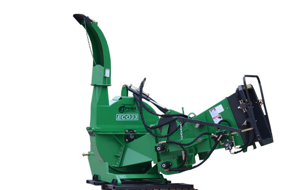 BX122RSA Tractor Hydraulic wood chipper