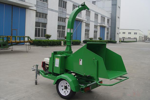 CPG6-13HP Honda Engine Wood Chipper